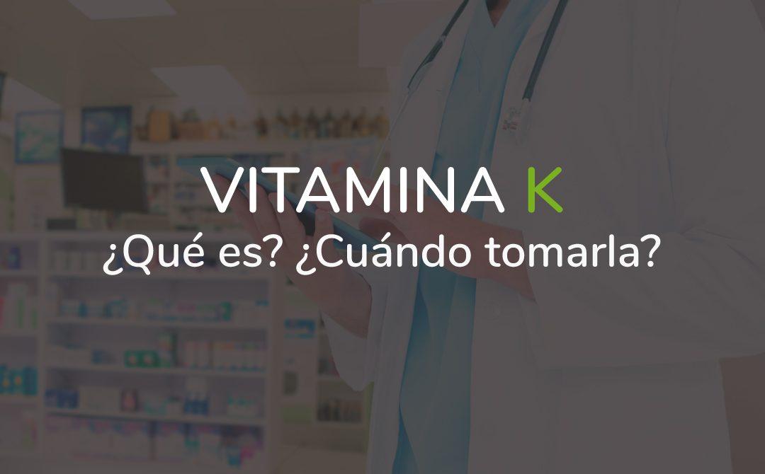 Vitamina K comprar