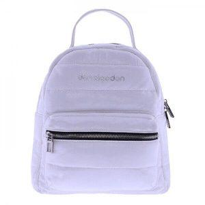 Bolso mochila blanco Don Agodón